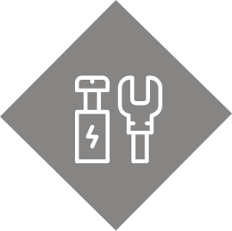 Icon of a wrench